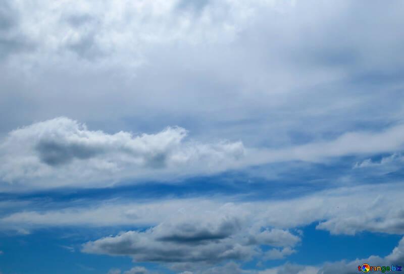 Белые облака №24219