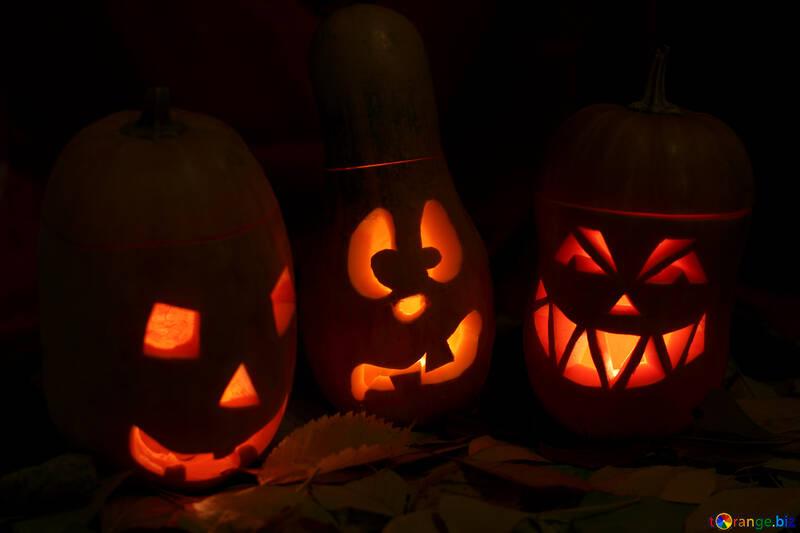 Хэллоуин красивый фон на десктоп №24313