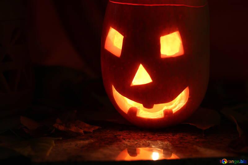 Calabaza de Halloween №24300
