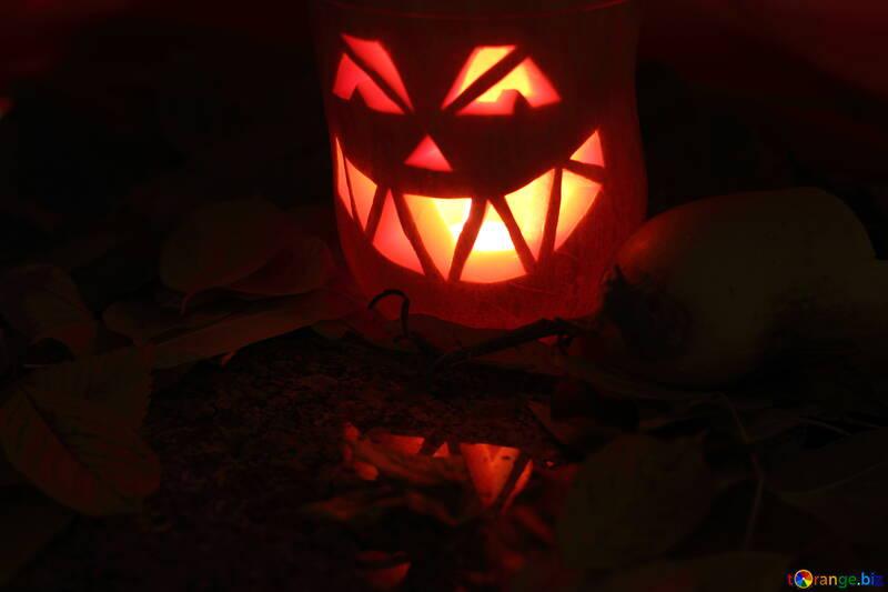Hermoso telón de fondo fotos de Halloween en el escritorio №24263