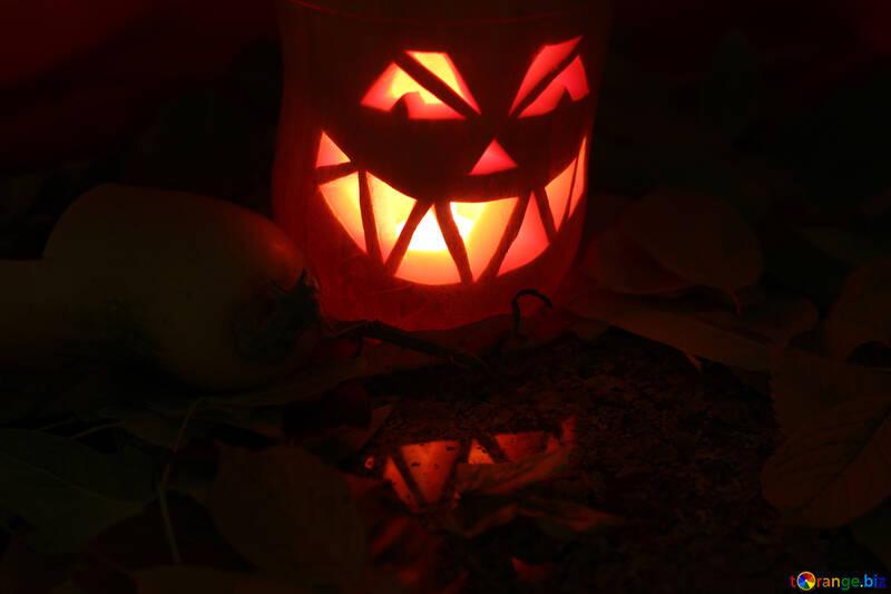 Horror at Halloween №24264