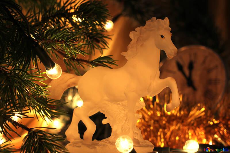 Année chinoise du cheval 2014 №24547