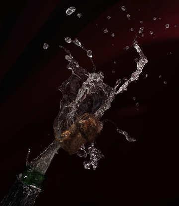 Spray from bottle №25894