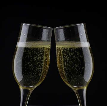 Copas de champagne №25755