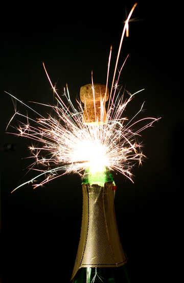 Salute champagne №25649