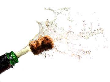 Brut champagne №25074