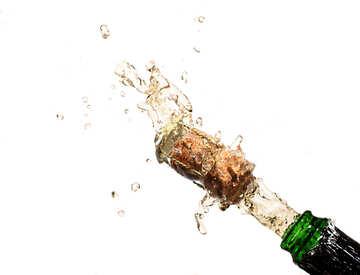 Champagne cork №25097