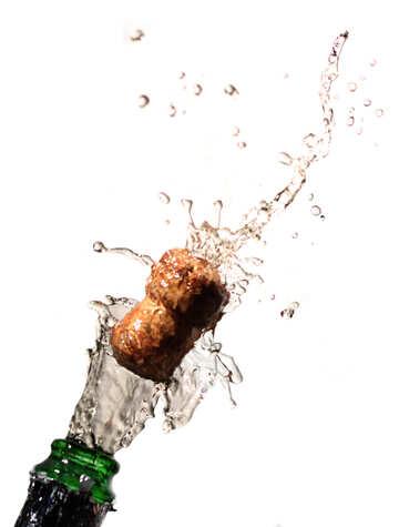 Sparkling wine №25071