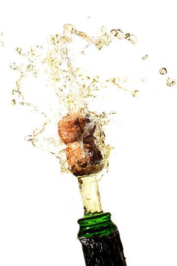 Sparkling wine №25100