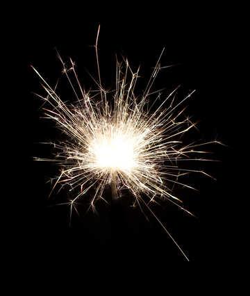 Sparkler №25685