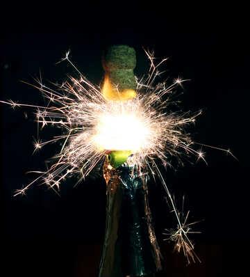 Firework №25657