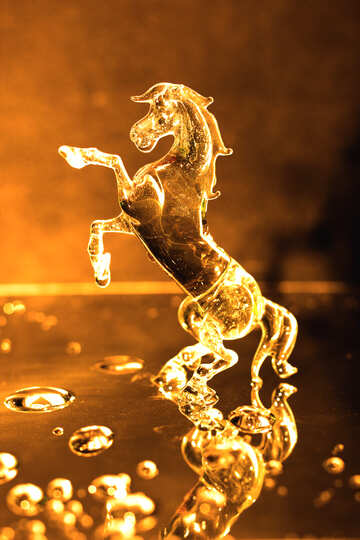Лошадь фигурка №25733