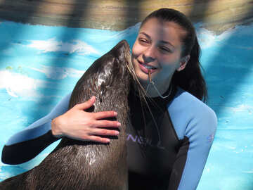 Marine animal trainer №25433