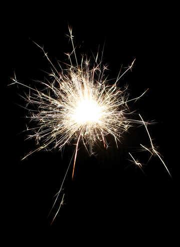 Sparks fireworks №25708