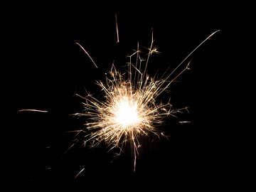 Night sparks №25695