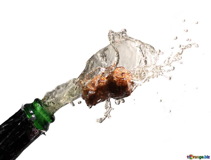 Sekt Flasche №25070