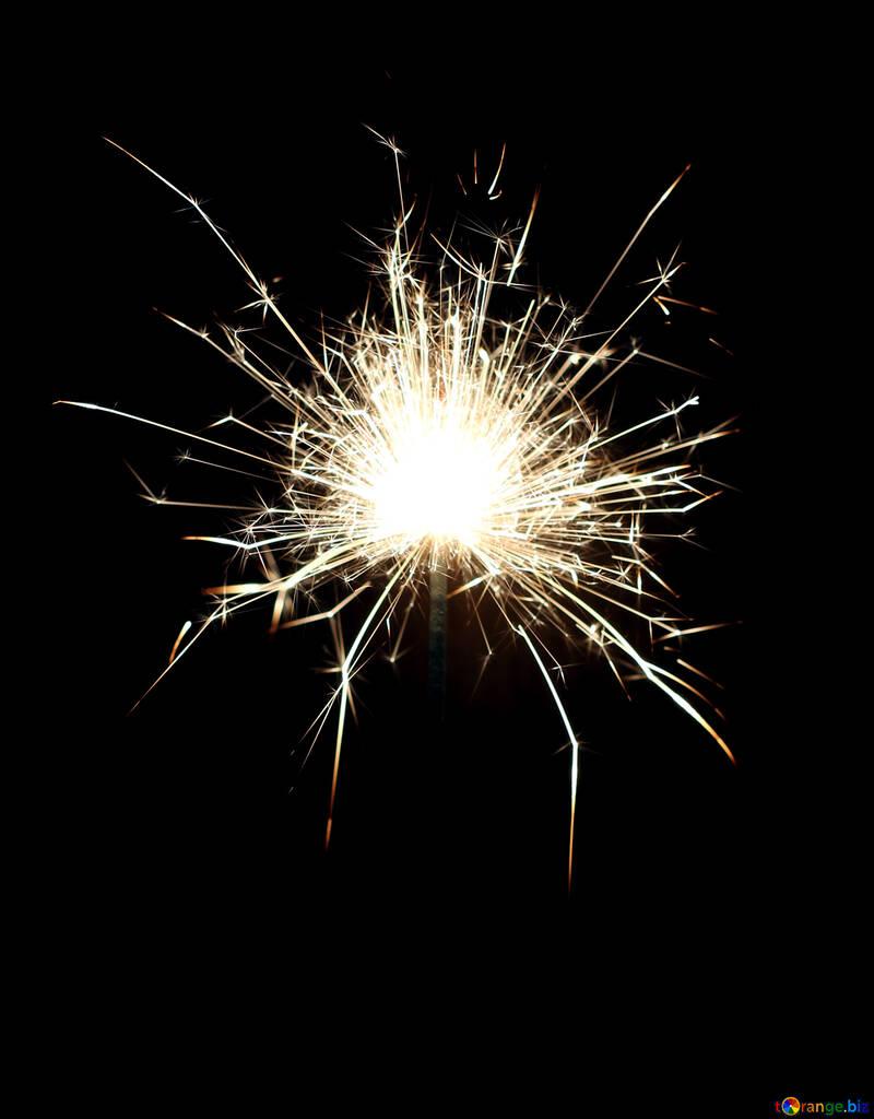 Triumphant fire №25713