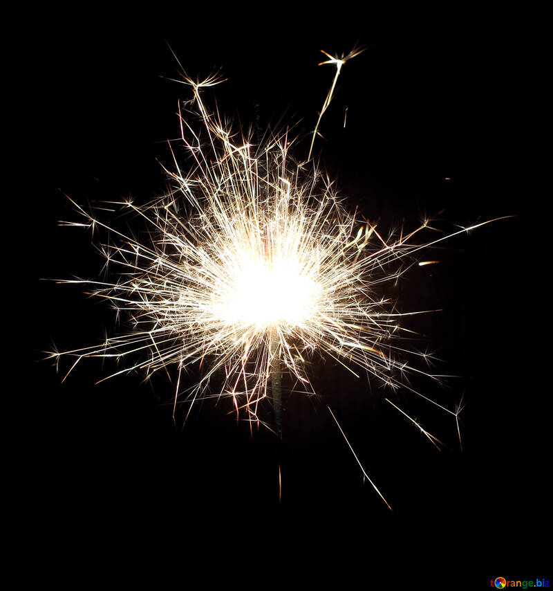 New Year`s fireworks №25697
