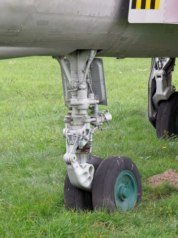 System aircraft wheels №26439