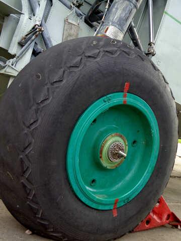 Wheel aircraft №26522