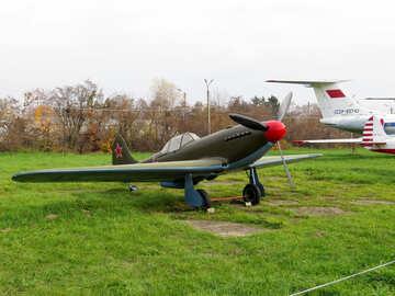 Fighter aircraft Yak-3 №26096