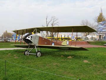 Vintage aircraft №26097