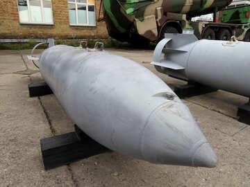 Aircraft bomb №26231