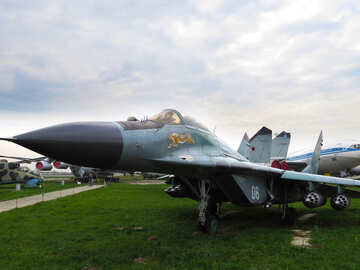 Fighter aircraft SU-27 №26291