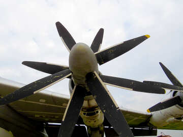 Airplane propeller №26160