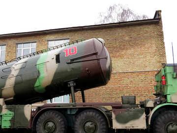 Rocket launcher №26224