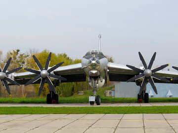 Strategic bomber №26134