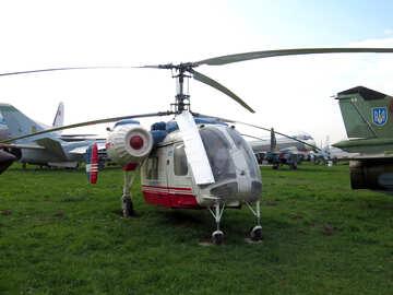 Helicopter KA-26 №26123