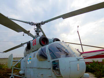 ASW helicopter №26141