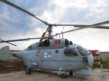 Helicopter KA-27 №26143