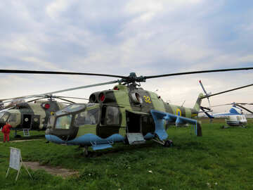 Helicopter MI-24 №26331