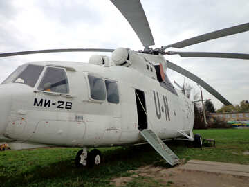 Helicopter MI-26 №26533