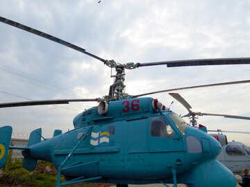 Naval helicopter KA-25 №26147