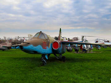 Soviet jet fighter №26399