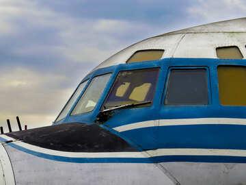 Cab old plane №26429