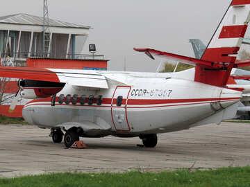 Plane L410 №26263