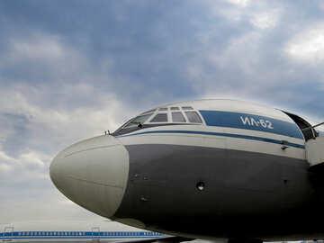 Plane on takeoff №26406