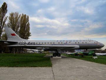 The TU-104 №26449
