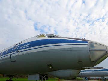 The TU-134 №26119