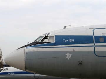 The TU-154 №26304