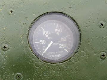 Texture dial military unit №26258