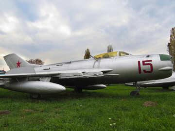 Military aircraft MIG-19 №26503