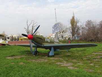 Military aircraft Yak-3 №26106