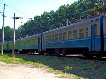 Treno suburbano №26770