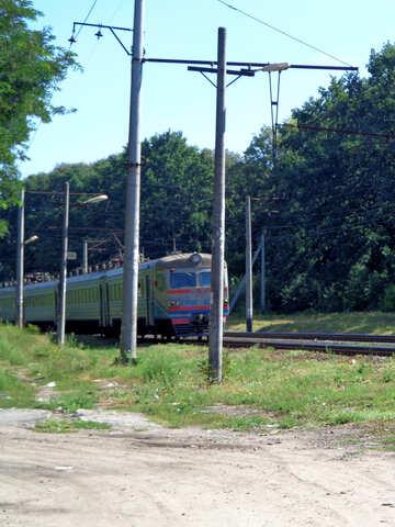 Train hurtling №26771