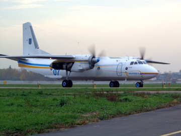 AN-26 aircraft №26525